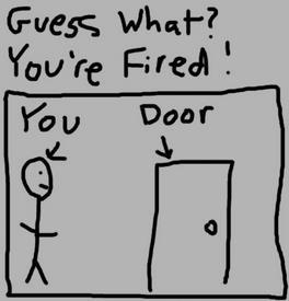 fired_you_door
