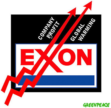 exxon logo As Exxon continues climate denial crusade, Raw Story fighting back