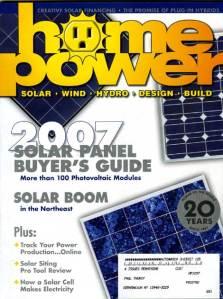 homepower-magazine-cover