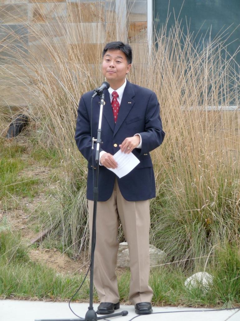 Assemblyman Ted Lieu, 53rd District