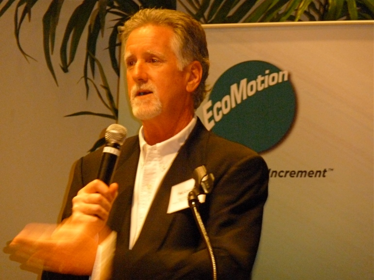 Pat Conlan, Director, Office of Energy Management City of Palm Desert