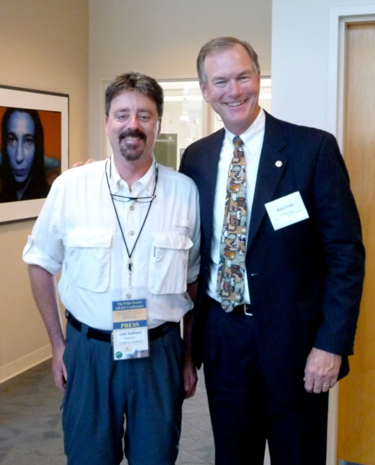Creative Greenius with Rod Dole, Sonoma County Treasurer