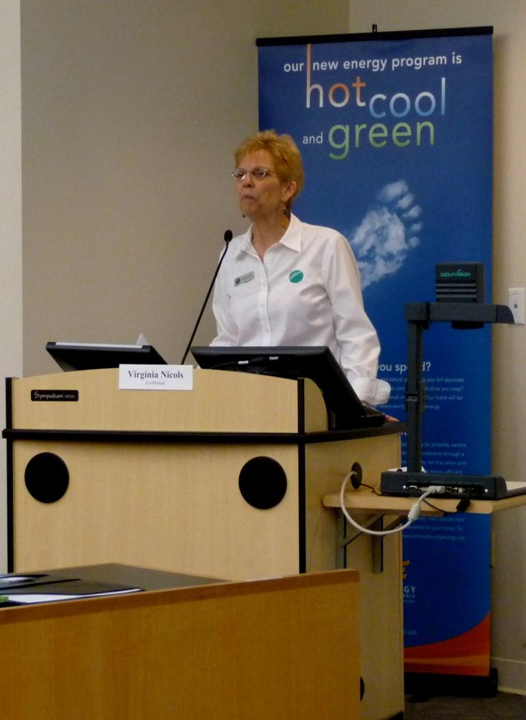 Virginia Nicols, Director of Communications, EcoMotion