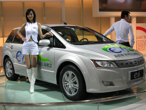 byd e6 electric car 002
