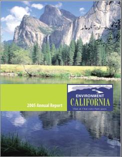 environment california annual report