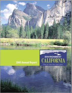 environment california annual report