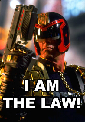 I-am-the-law