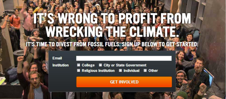 go fossil free