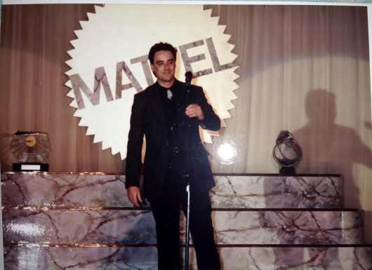Joe Mattel 1988